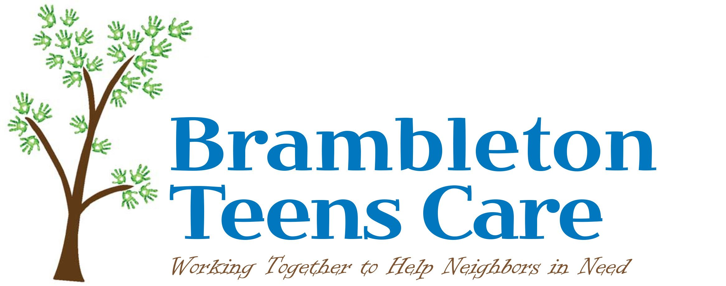 Brambleton Teens Care Logo