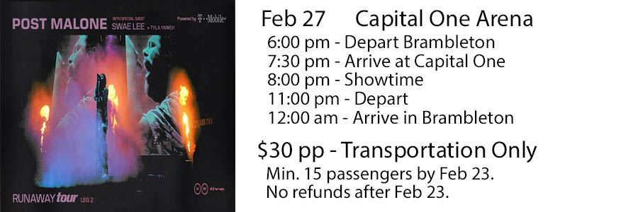 Post Malone Website