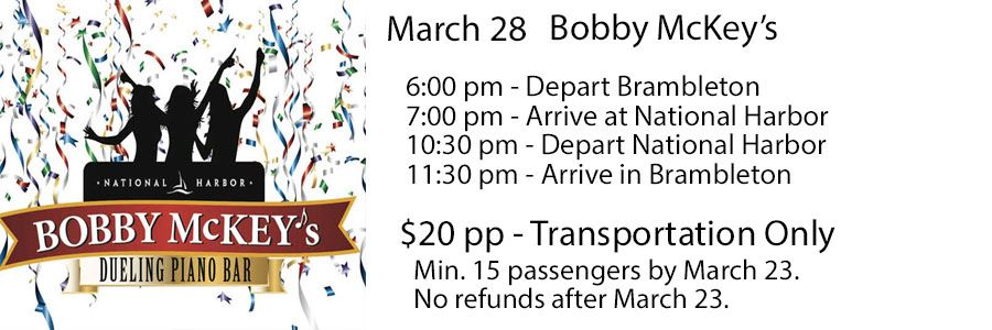 Bobby McKeys Website