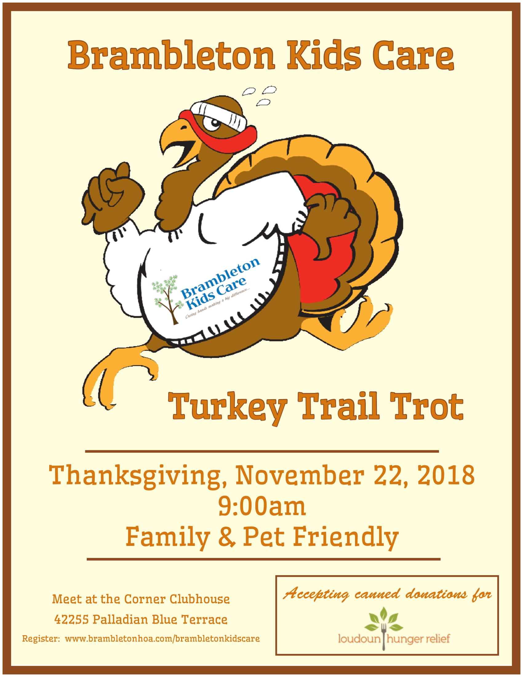 Kids Care Turkey Trot 2018