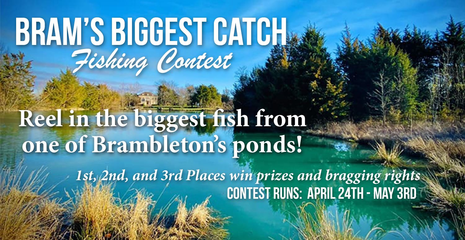 Biggest Catch Fishing Contest