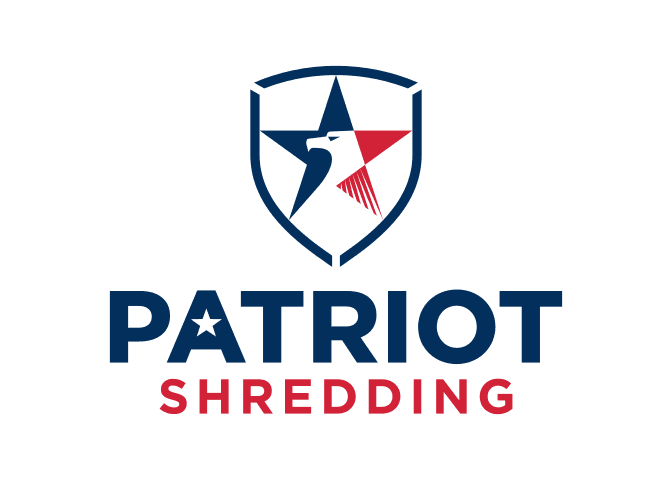 Patriot Shredding Main Logo Opens in new window